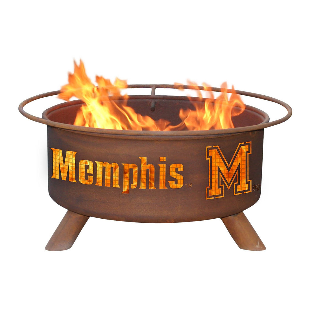 University of Memphis Fire Pit