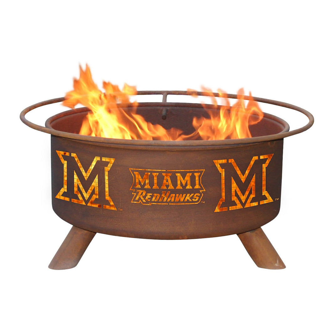Miami University (Ohio) Fire Pit
