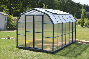 Grand Gardener 8' x 12' Greenhouse - Twin Wall