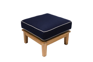 Miami Collection- Ottoman (No Cushion)