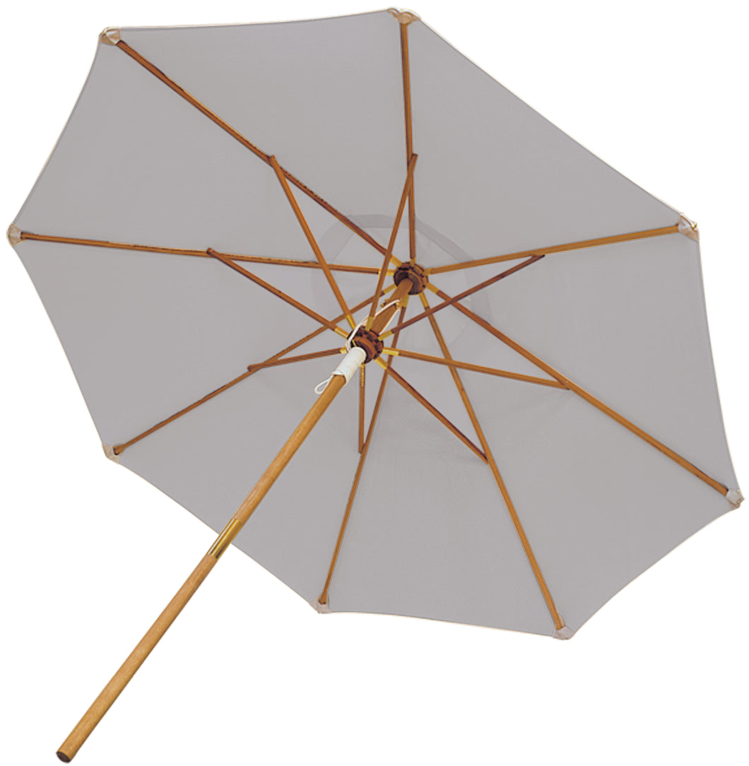Deluxe Market Umbrella- Granite