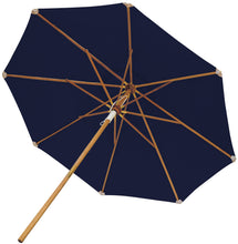 Load image into Gallery viewer, Deluxe Market Umbrella- Navy