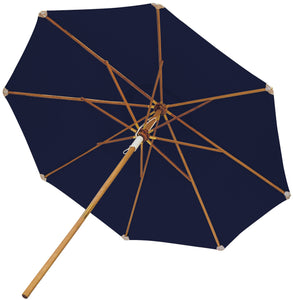 Deluxe Market Umbrella- Navy