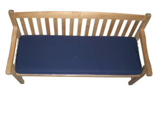 Cushion 3-Seater - Navy
