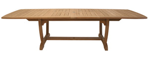 Gala Teak Expansion Table 84