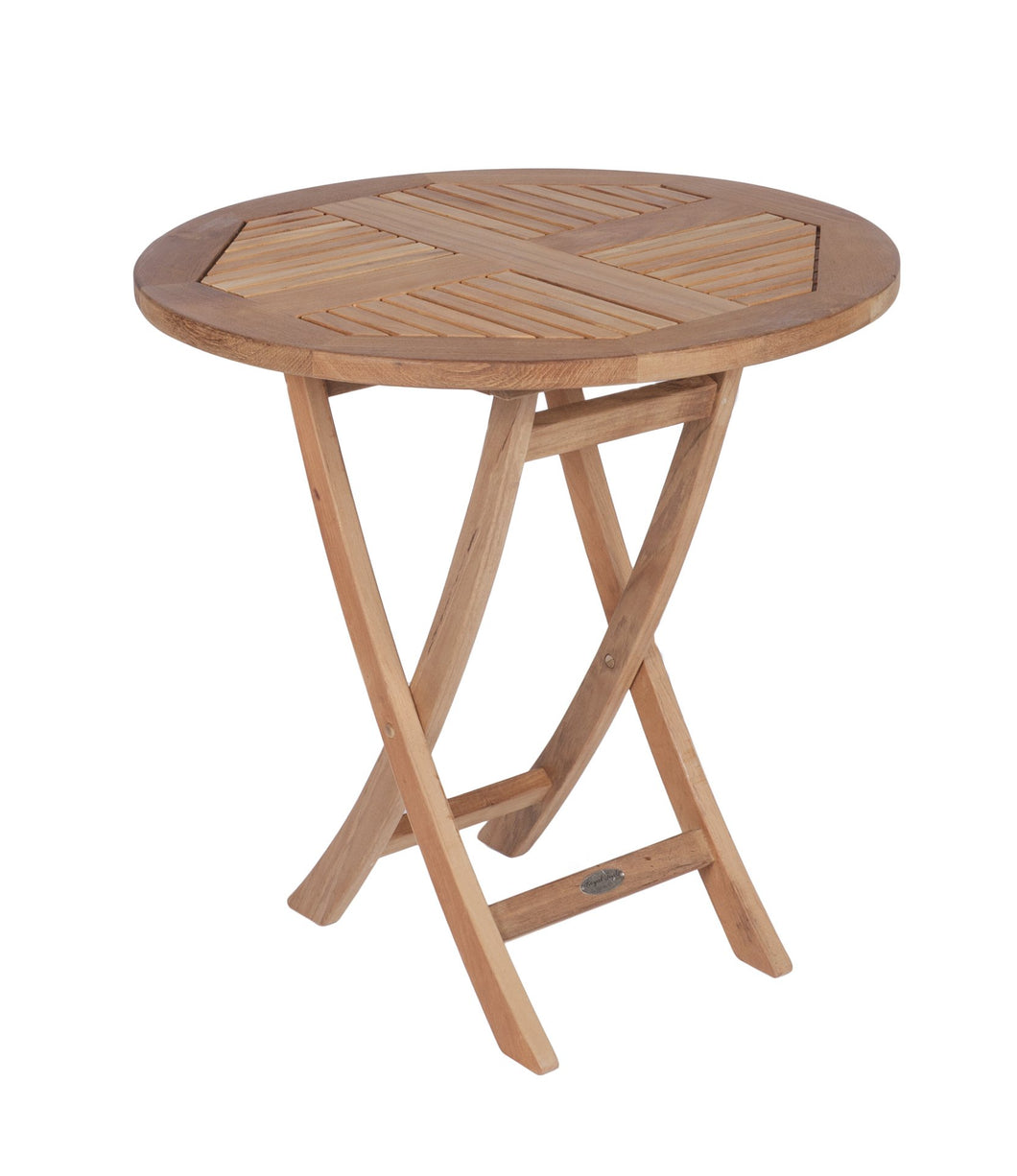 Round Sailor Folding Table 30