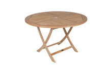 Load image into Gallery viewer, Round Sailor Folding Table 47