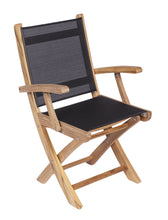Load image into Gallery viewer, Sailmate Folding Arm Chair