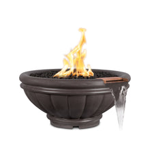Load image into Gallery viewer, Roma Fire & Water Bowl 37-inch Match Lit - Natural Gas