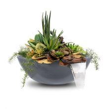 Load image into Gallery viewer, Sedona Planter & Water Bowl 33-inch