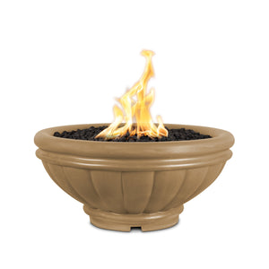Roma Fire Pit- 24-inch Electronic Ignition - Propane (L.P.)