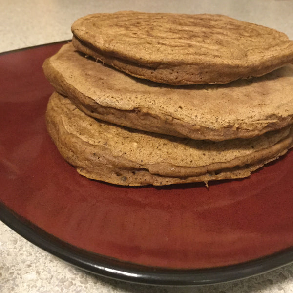 Terra Powders Golden Cocoa Pancakes