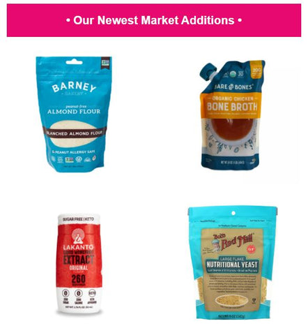 Four Of Terra Powders Newest Market Additions