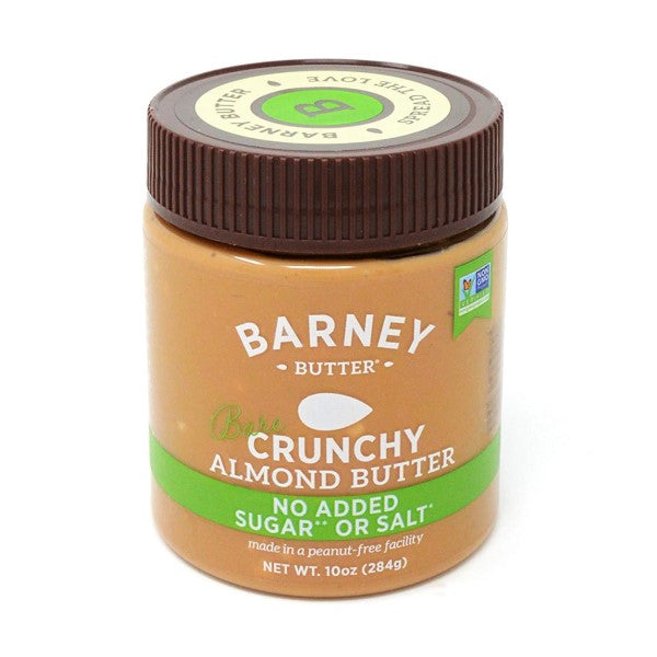 Barney Butter Bare Crunchy Almond Butter 10oz