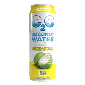 C2O Coconut Water With Pineapple 17.5oz