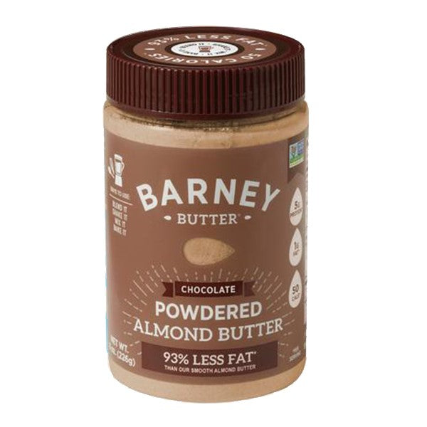 Barney Butter Chocolate Powdered Almond Butter 8oz
