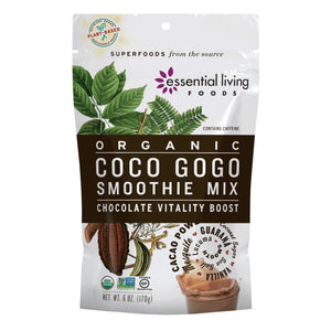Essential Living Foods Organic Coco Gogo Smoothie Mix 6oz