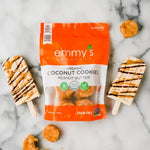 Load image into Gallery viewer, Emmy's Organics Classic Coconut Cookies Peanut Butter 6oz