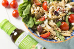 Load image into Gallery viewer, Gluten Free Italian Pasta Salad With Feta Primal Kitchen Recipe Using Italian Dressing