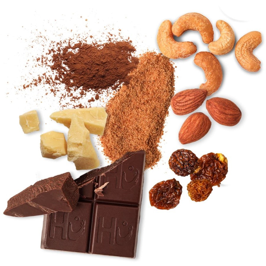 Real Food Ingredients In Hu Chocolate Covered Hunks
