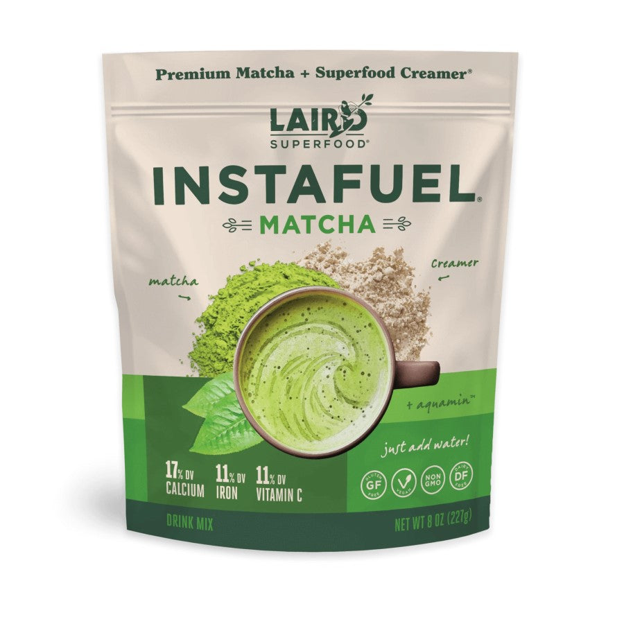 Laird Superfood Instafuel Matcha 8oz