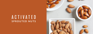 Activated Sprouted Nuts Living Intentions Almonds No Salt