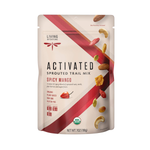 Load image into Gallery viewer, Living Intentions Activated Sprouted Trail Mix Spicy Mango 7oz