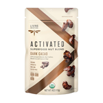Load image into Gallery viewer, Living Intentions Activated Superfood Nut Blend Dark Cacao 4oz