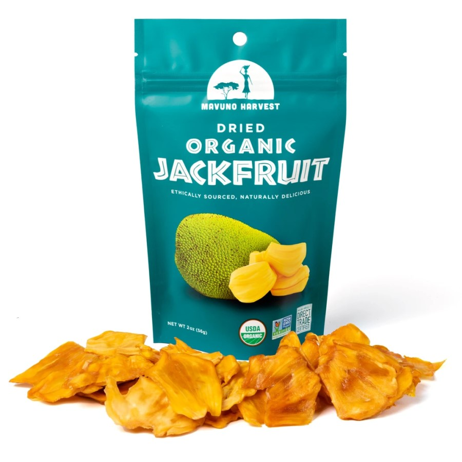 Mavuno Harvest Organic Dried Jackfruit 2oz