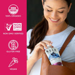 Load image into Gallery viewer, NOKA Blueberry Beet Superfood Smoothies Are 100 Percent Organic Non GMO Verified Gluten Free Vegan