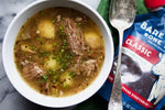 Load image into Gallery viewer, Pot Roast And Potato Soup Recipe Using Grass Fed Beef Bones Bare Bones Bone Broth