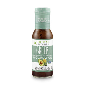 Primal Kitchen Greek Vinaigrette And Marinade 8oz