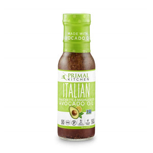 Primal Kitchen Italian Vinaigrette And Marinade 8oz
