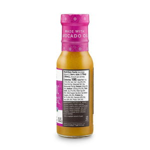 Primal Kitchen Lemon Turmeric Dressing Ingredients Nutrition Facts