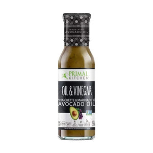 Primal Kitchen Oil And Vinegar Vinaigrette & Marinade 8oz
