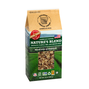Ralston Family Farms Nature's Blend Rice 24oz