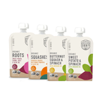 Load image into Gallery viewer, Serenity Kids Vegan Variety 4 Pack