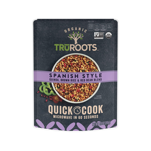 TruRoots Organic Quick Cook Spanish Style Blend 8.5oz