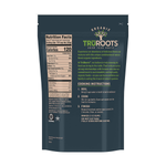 Load image into Gallery viewer, Organic Tru Roots Sprouted Lentil Blend Ingredients And Nutrition Facts 8 Ounce