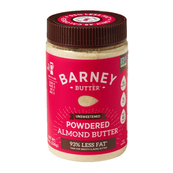 Barney Butter Unsweetened Powdered Almond Butter 8oz