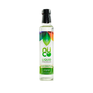 NUCO Liquid Premium Coconut Oil Original 8oz