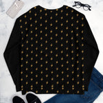 Load image into Gallery viewer, ALL OVER GOLD Unisex Sweatshirt