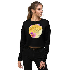 Magic FIRE Crop Sweatshirt