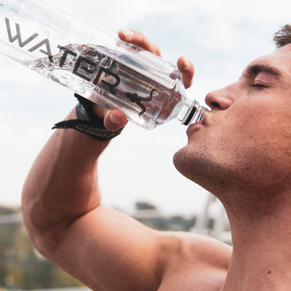 drink 2 liters of water per day