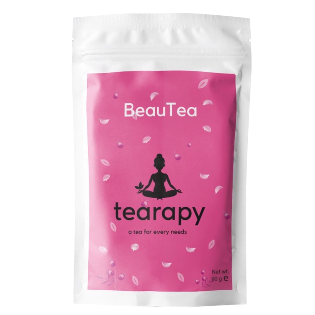 tearapy natural organic complexion herbal tea  blend