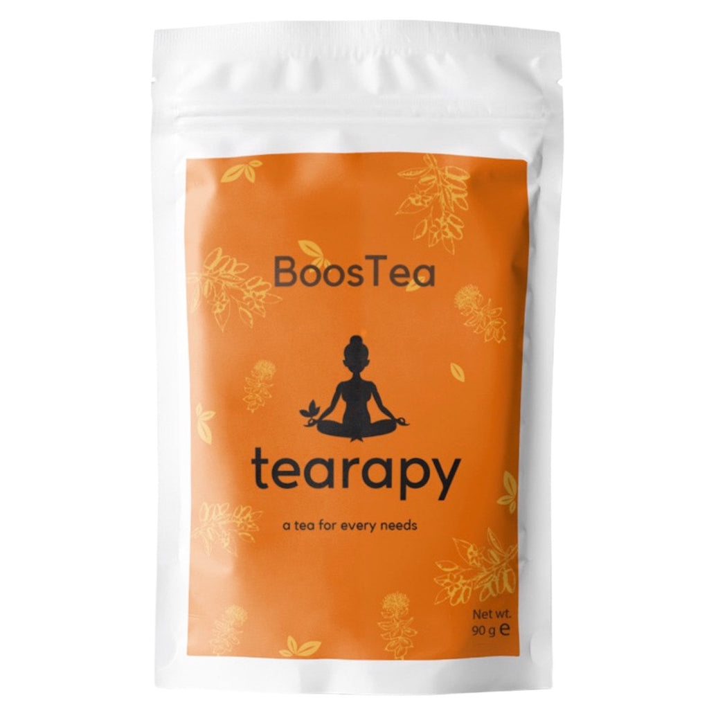 Tearapy Boostea natural energy immunity tea blend