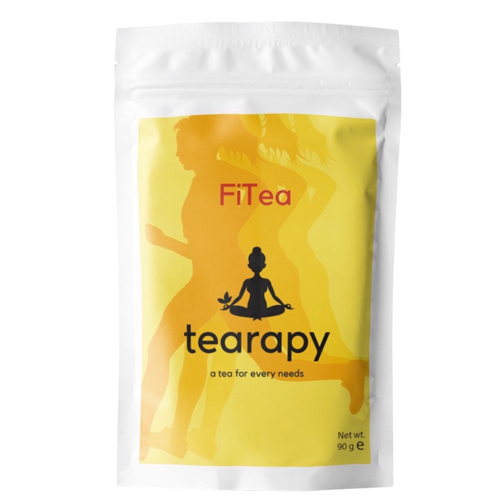 tearapy weightloss slimming energy natural green tea blend