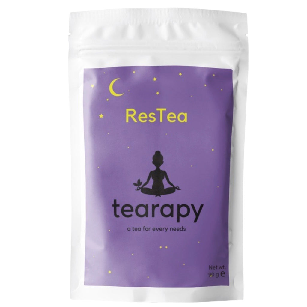 tearapy Reastea sleep anxiety stress relax natural herbal loose tea