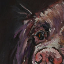Load image into Gallery viewer, Springer Spaniel Oil painting print, Gift for Springer spaniel owner, Dog portrait,Spaniel picture Fine art print, Springer Spaniel wall art - Dog portraits by Oscar Jetson