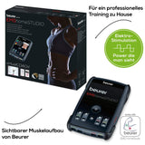 Beurer EMShomeStudio (EM 95 Bluetooth) - EMS home Studio